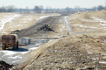 Work continues on bypass extension