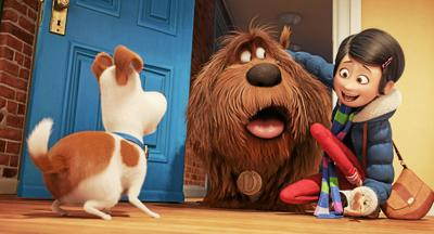 Movie review: 'The Secret Life of Pets' a cute and clever spin on what animals do when their owners are away