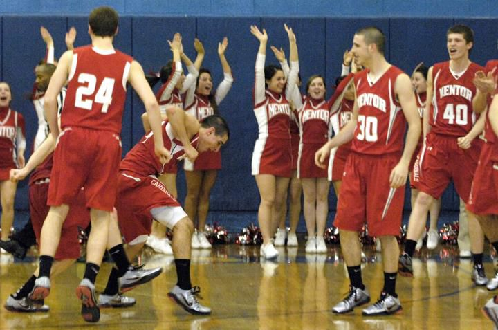 High school boys basketball: Cole-powered victory for Mentor over Brush (with video)