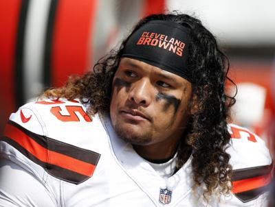 Browns trading Danny Shelton to Patriots for 2019 draft pick