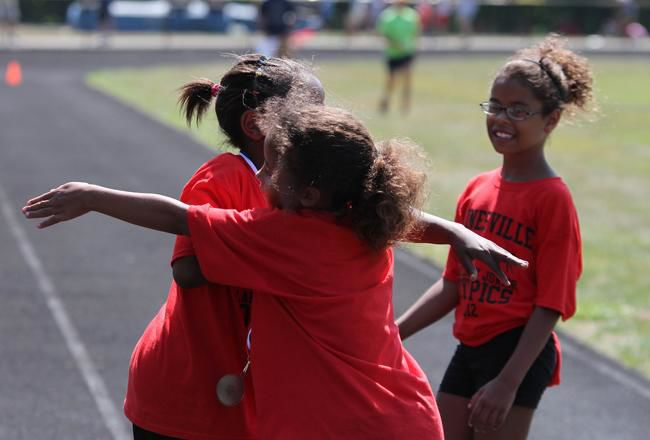 Lake County Junior Olympics give kids taste of friendly competition Wednesday (with video)