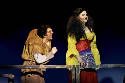 With Hunchback Near West Theatre Pushes The Limits Theater
