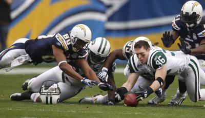 Jets 17, Chargers 14: Jets back up Ryan