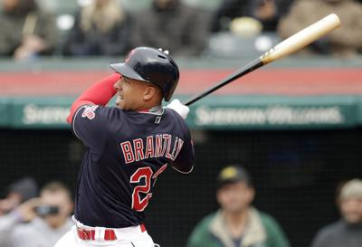 Francisco Lindor, Michael Brantley have big days in Indians' 6-2 victory over Royals