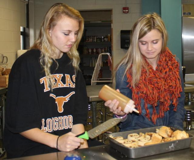 LCHS kicks off culinary arts program