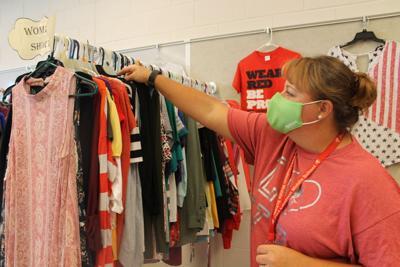 FLMS Clothes Closet operational again