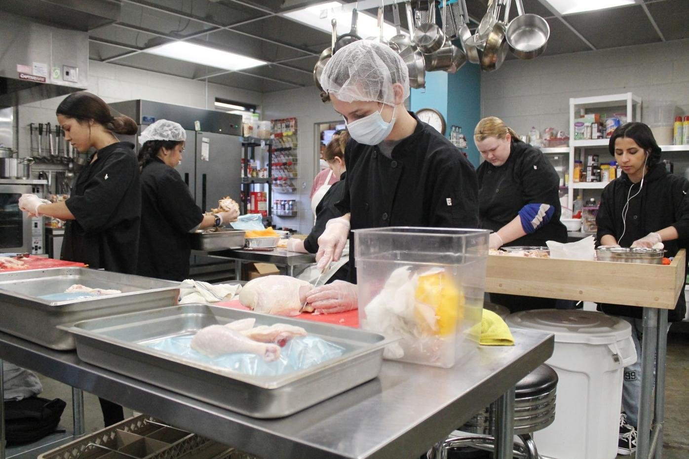 LCHS culinary arts takes first place