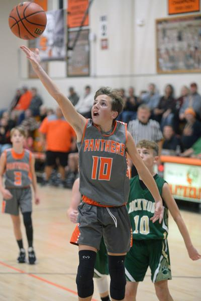 Young Panthers upend Rockwood