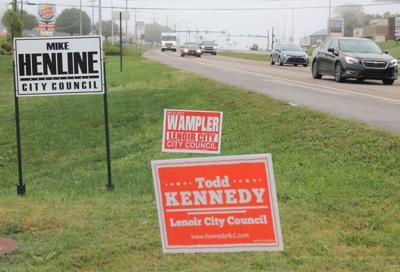 Six seeking Lenoir City Council seats