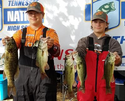 LC anglers compete for national title