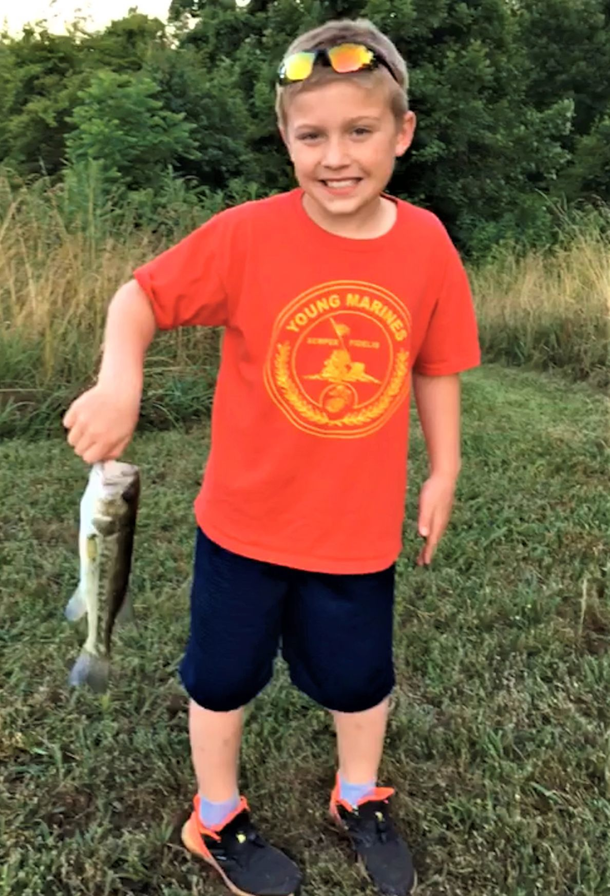 4-H launches fishing tourney