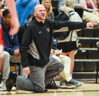 Burns out as LCHS basketball coach