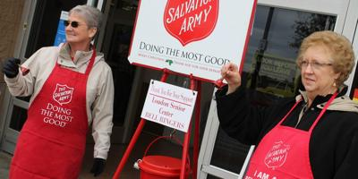 Red Kettle Campaign begins