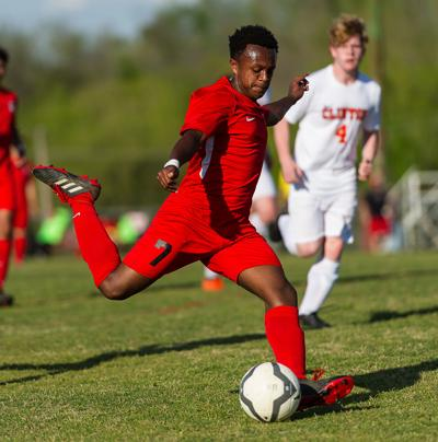 Loudon soccer remains perfect in district