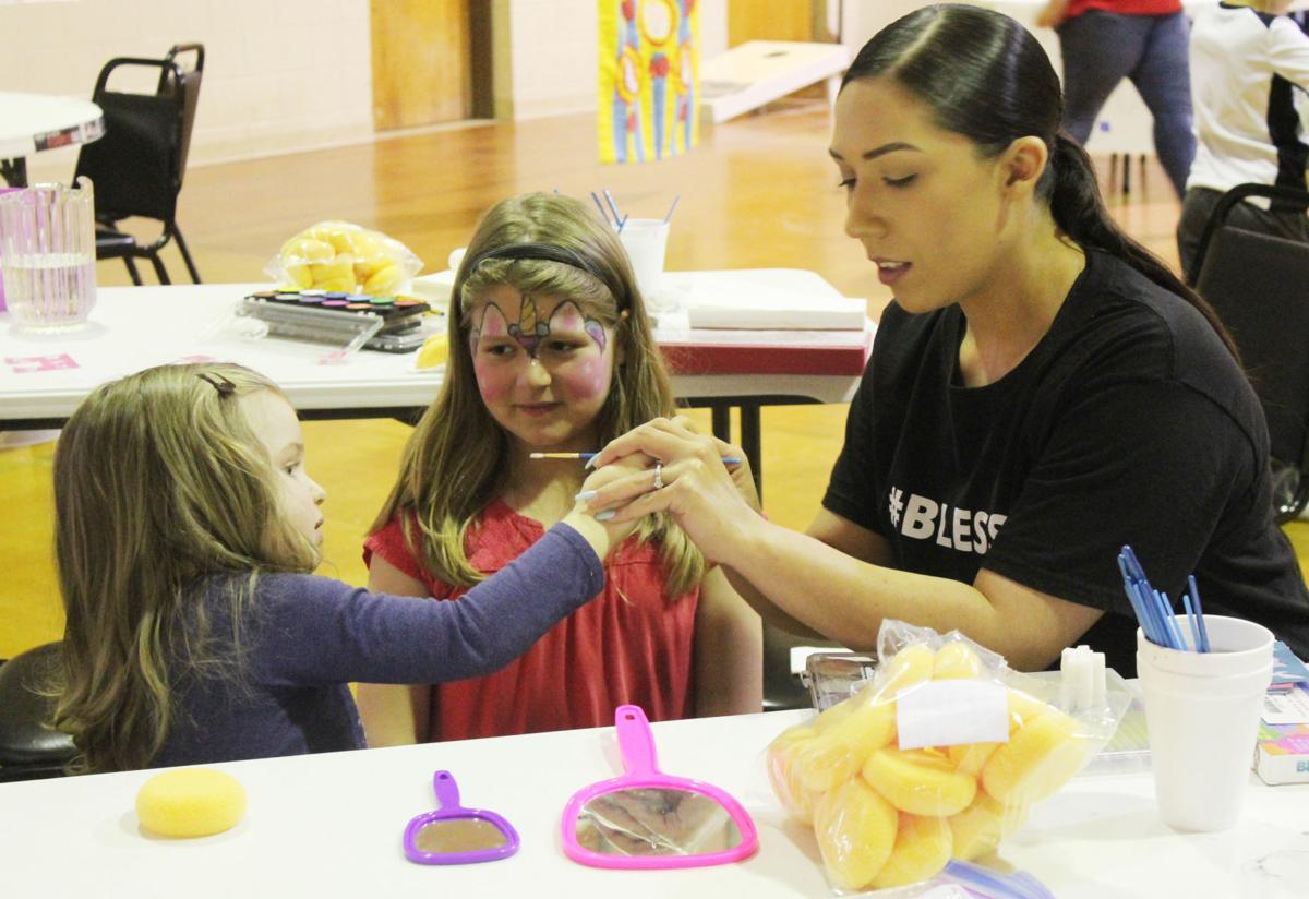 Loudon High HOSA helps children