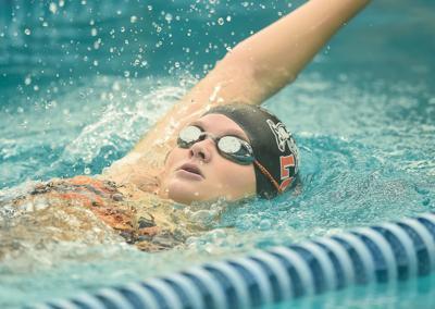 LCHS swim team scores fourth win