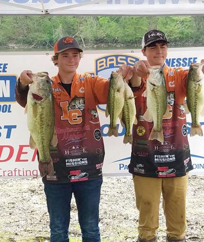 LC anglers win weekend tourney