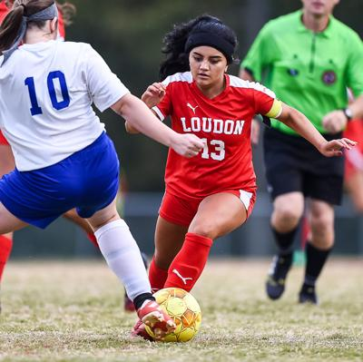 Lady Redskins close out season strong