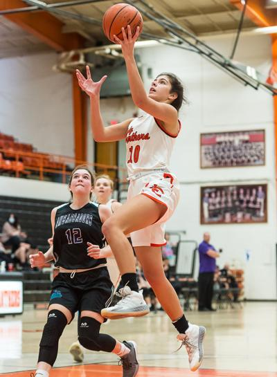 Lady Panthers prep for tough district slate