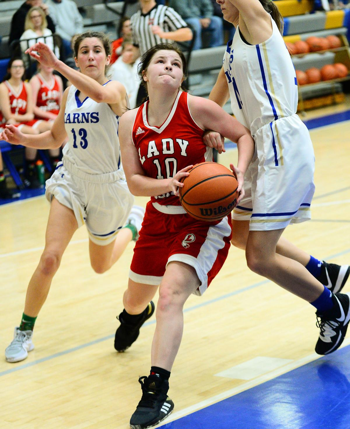 Loudon basketball sees mixed results