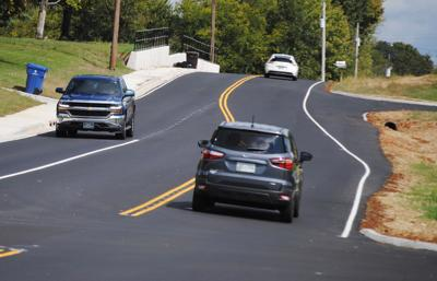 Road projects make big strides