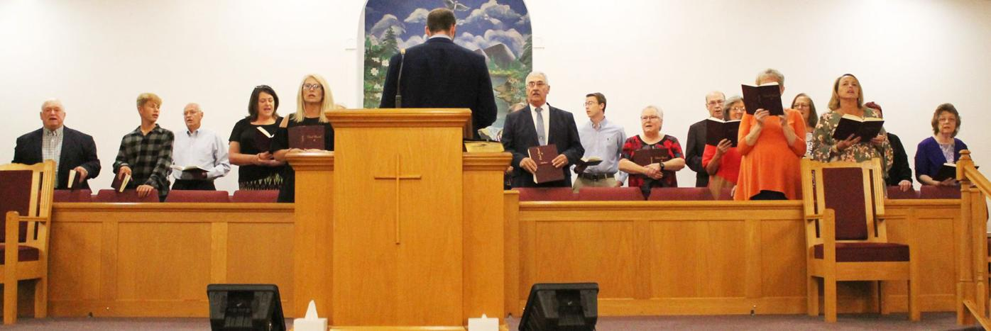 Services focus on revival message