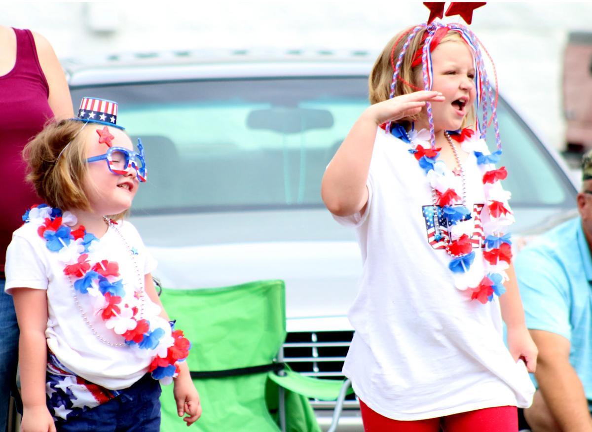 County celebrates July 4th