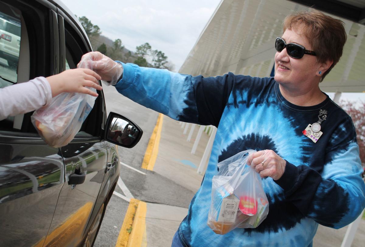 Schools work to meet meal needs