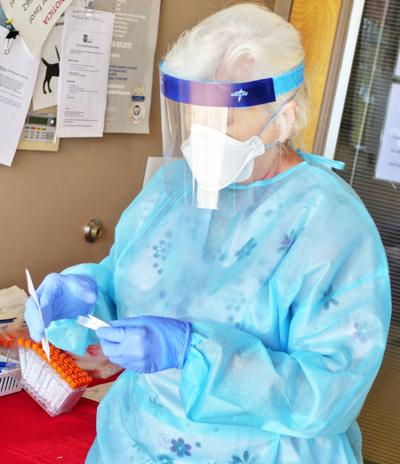 County's COVID-19 cases spike