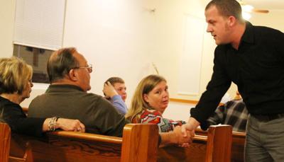 Beals Chapel welcomes pastor