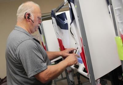 Early voting underway in county