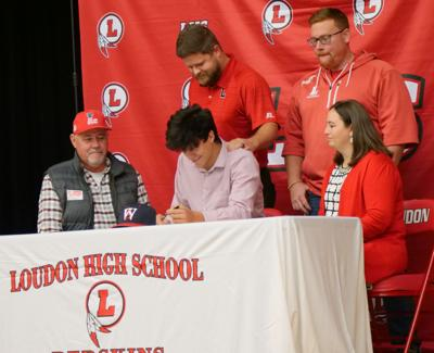 Loudon ace ready to compete at next level