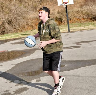 County recreation comes to a halt