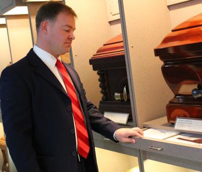 Millennials manage funeral home