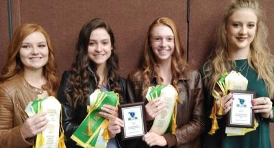 4-H team places in national contest