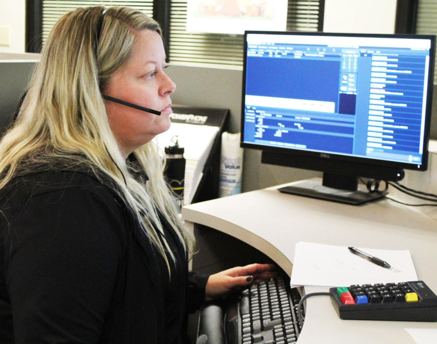Local dispatcher recognized by state