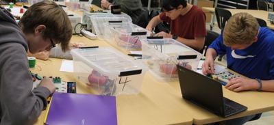 Lenoir City High School expands work program