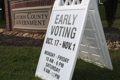 Early voting numbers way up