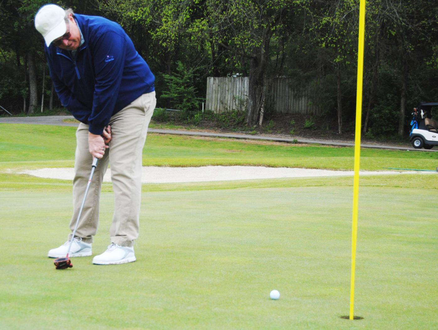 Golf benefits children
