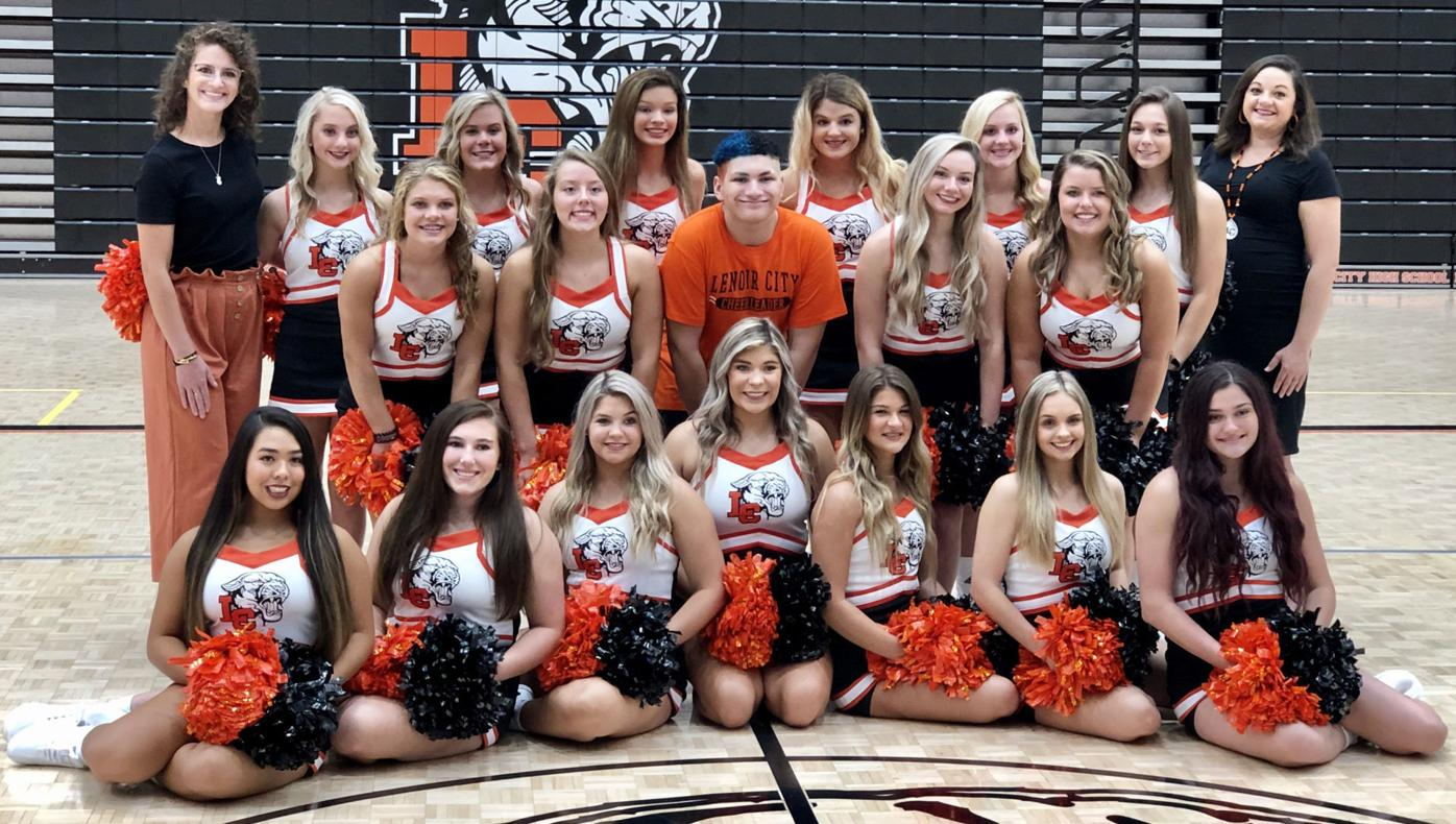 Lenoir City Cheerleaders