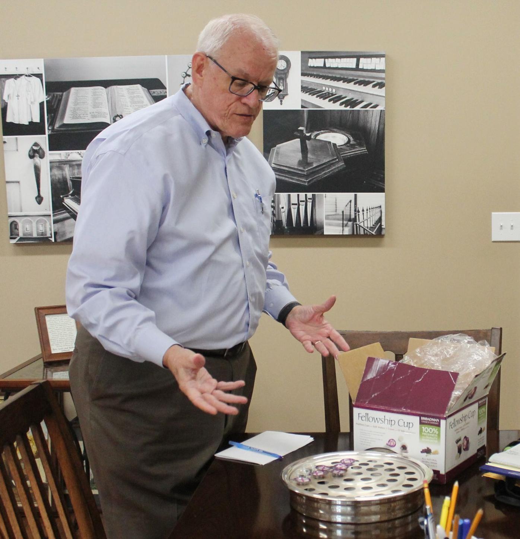 Cumberland adjusts communion
