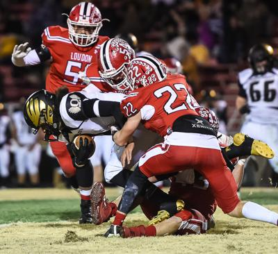 Loudon rolls past Smith County