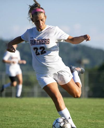 LCHS girls soccer building confidence