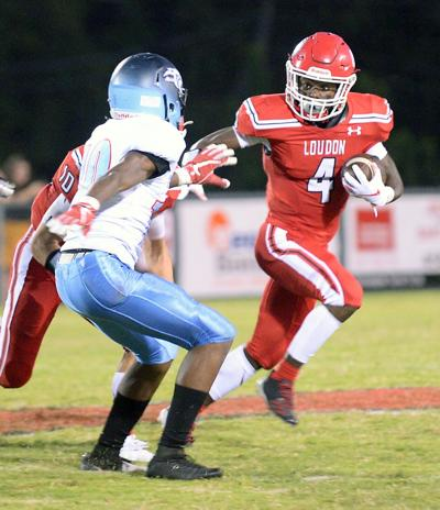 Loudon blanks Brainerd in first region test