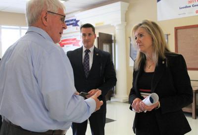 Tennessee senator visits Loudon County
