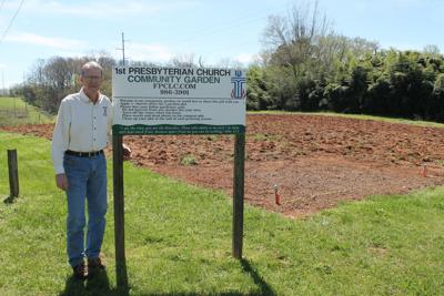 Community garden remains open
