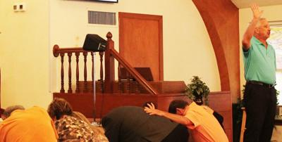 Church promotes personal revival