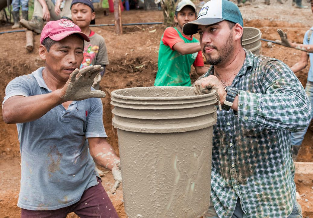 LUB engineer serves Guatemalan village