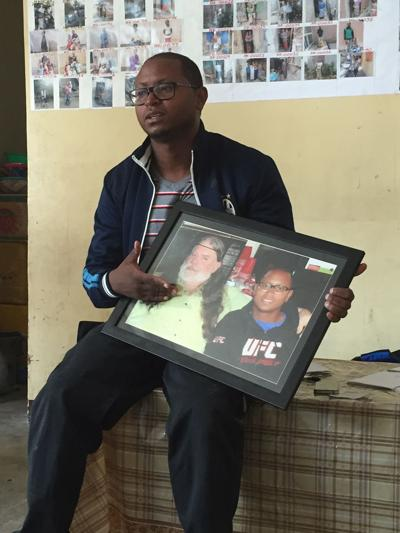 Church members visit Ethiopia, share food, love