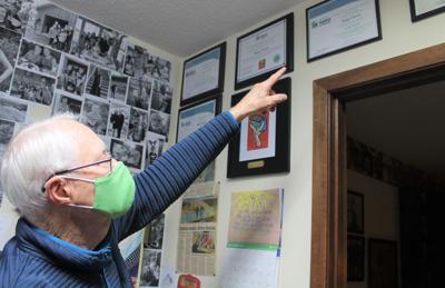 Volunteer devotes 25 years to Habitat